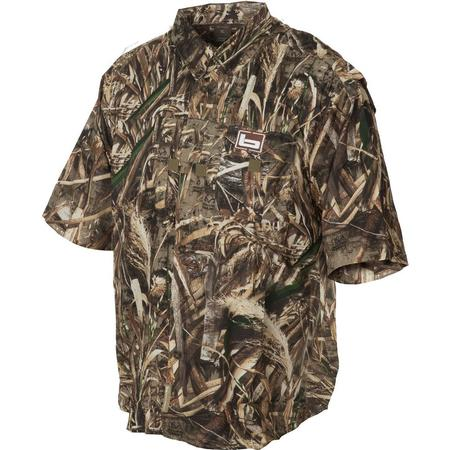 BANDED LW HUNTING S/S SHIRT
