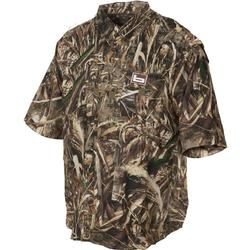BANDED LW HUNTING S/S SHIRT MAX5