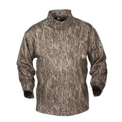 BANDED TEC FLEECE JAC SHIRT BOTTOMLAND