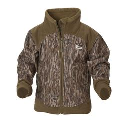 BANDED YTH UFS FLEECE JACKET BOTTOMLAND