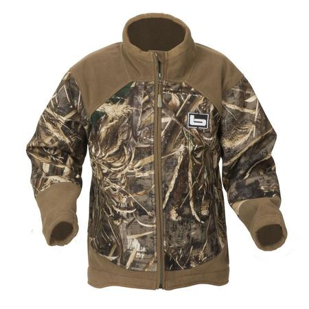 BANDED YTH UFS FLEECE JACKET