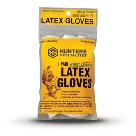 HS LATEX GLOVES