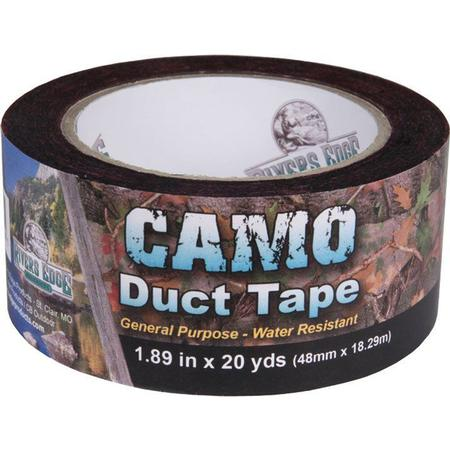 RIVER`S EDGE CAMO DUCT TAPE