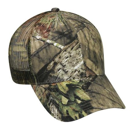 CAMO NO-LOGO HAT