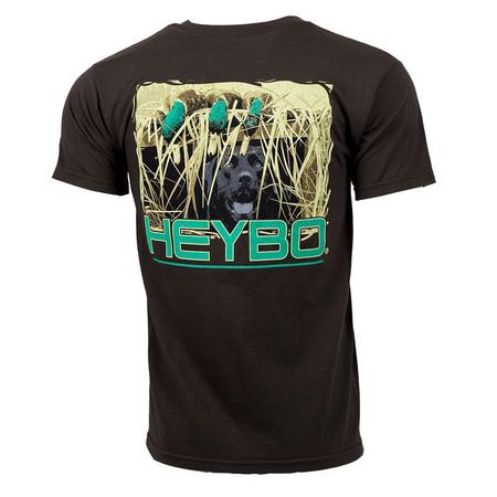 HEYBO MAGGIE IN BLIND YTH S/S T