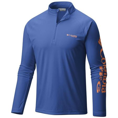 Columbia Men's PFG Terminal Tackle™ 1/4 Zip Pullover