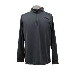 FINAL FLIGHT 1/4 ZIP JERSEY GRAPHITE