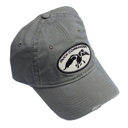 DC OLIVE DISTRESSED CAP