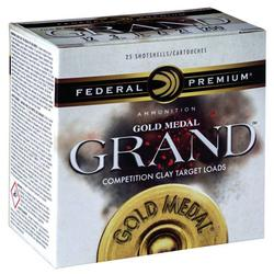 FEDERAL GOLD MEDAL GRAND 12 GA 1_1/8OZ_3DE