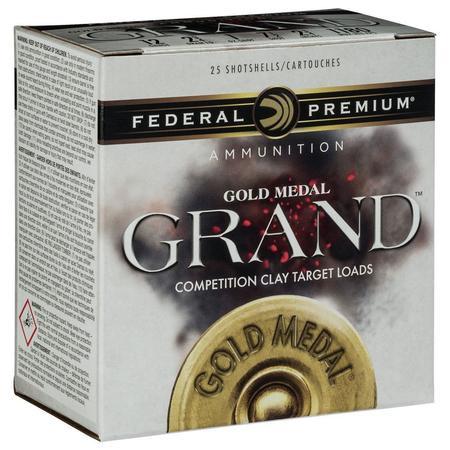 FEDERAL GOLD MEDAL GRAND 12 GA