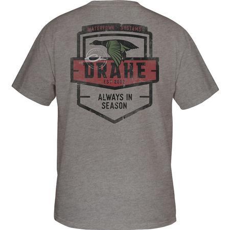 DRAKE ALWAYS IN SEASON T-S S/S