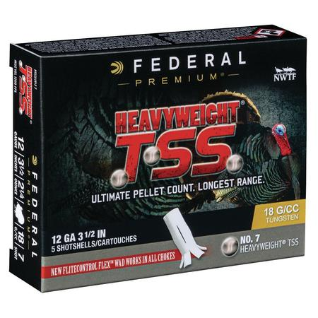 FEDERAL HEVYWEIGHT TSS 12GA 3.5