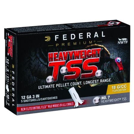 FEDERAL HEVYWEIGHT TSS 12GA 3