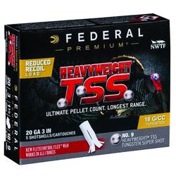 FEDERAL HEAVYWEIGHT TSS 20GA 3 1_1/2_OZ