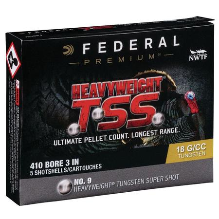 FEDERAL HEVYWEIGHT TSS 410 3