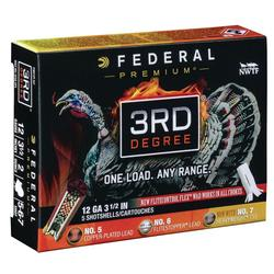 FEDERAL THIRD DEGREE 12 GA 3.5 2_OZ