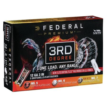 FEDERAL THIRD DEGREE 12 GA 3