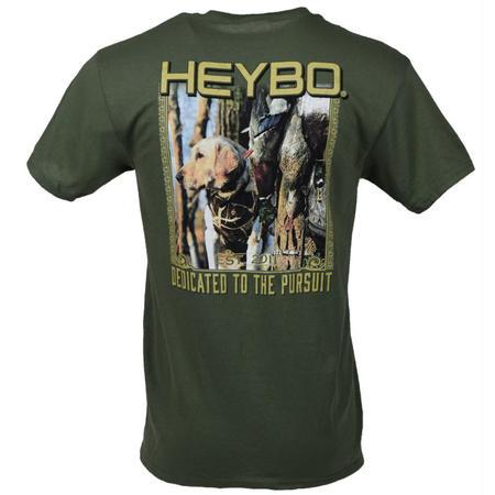 HEYBO DOC S/S  T-S