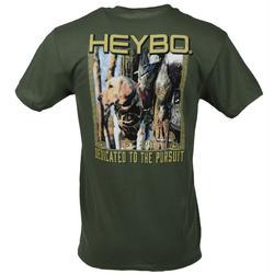 HEYBO DOC S/S  T-S MOSS