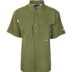 Flyweight Wingshooter's Shirt S/S LIGHT_OLIVE