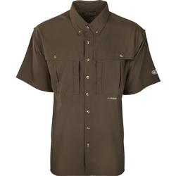 Flyweight Wingshooter's Shirt S/S OLIVE
