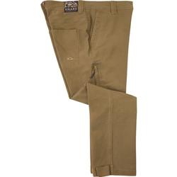 DRAKE CANVAS WATERFOWLER`S PANT KHAKI