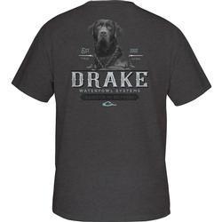 DRAKE LAB S/S T CHARCOAL_HEA