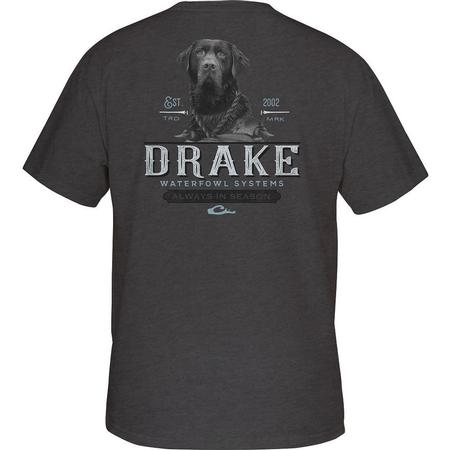 DRAKE LAB S/S T