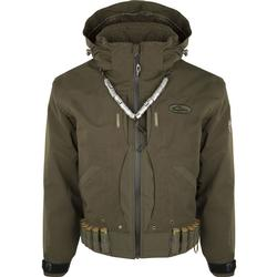 Drake Guardian Elite™ Flooded Timber Jacket - Shell Weight GREEN_TIMBER