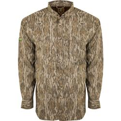 DRAKE NON-TYPICAL FLYWEIGHT L/S BOTTOMLAND