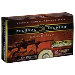 FEDERAL GOLD MEDAL MATCHKING 6.5_CREEDMOOR