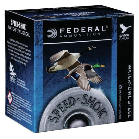 FEDERAL SPEED-SHOK 12 GA 3