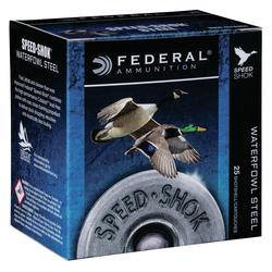 FEDERAL SPEED-SHOK 12 GA 2 3/4 1_1/8_OZ