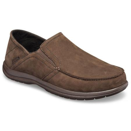 CROCS MEN`S SANTA CRUZ LEATHER