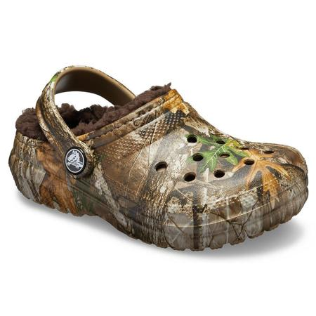 CROCS KIDS RT EDGE LINED CLOG