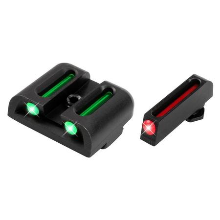 TRUGLO FIBER-OPTIC PISTOL SITE