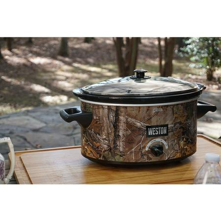 WESTON REALTREE SLOW COOKER