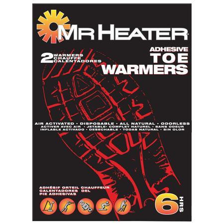 MR. HEATER TOE WARMERS