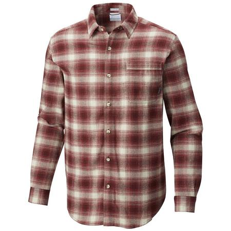 COLUMBIA BOULDER RIDGE FLANNEL