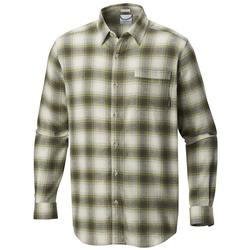 COLUMBIA BOULDER RIDGE FLANNEL GINKGOPLAID