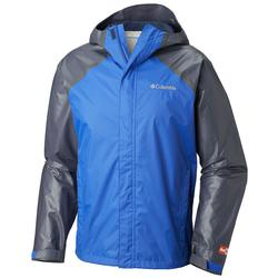 COLUMBIA OUTDRY HYBRID JACKET COLLEGE_NAVY