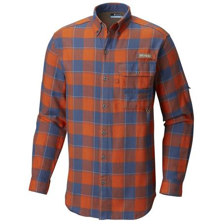 COLUMBIA SHARPTAIL FLANNEL LS
