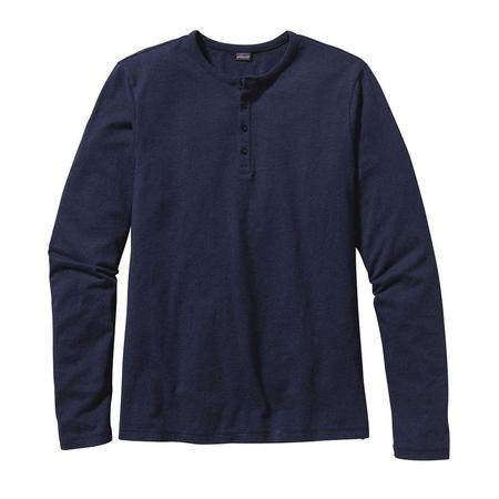 PATAGONIA M`S L/S DAILY HENLEY