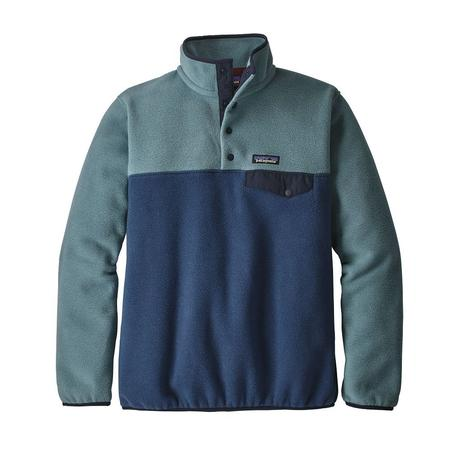 PATAGONIA W`S LW SYNC SNAP-T